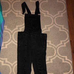 Full pants overalls